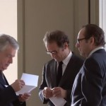La règle du jeu.</br> Pater (Alain Cavalier, 2011)